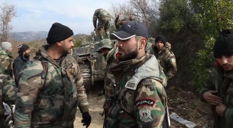 تعرف على القوى المتصارعة على الأرض السورية