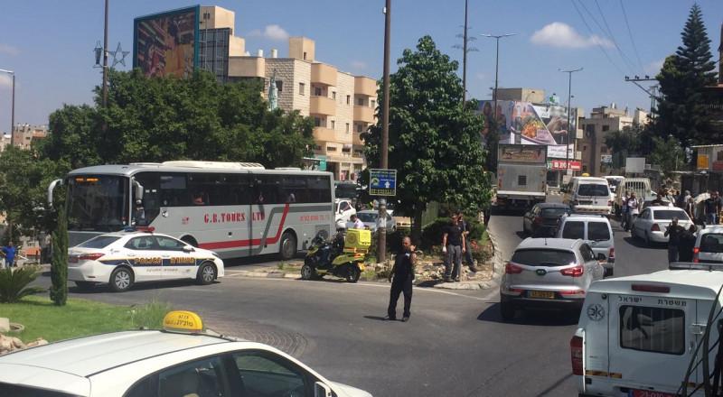 تفاصيل ما حدث في يافة الناصرة اليوم: سطو مسلّح وإطلاق نار!