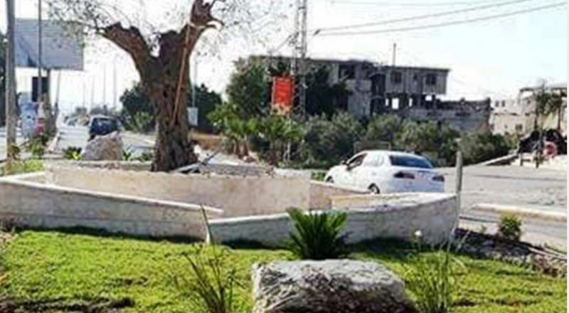 بلدية جنين تزيل نصبا لشهيد احتجت عليه إسرائيل!