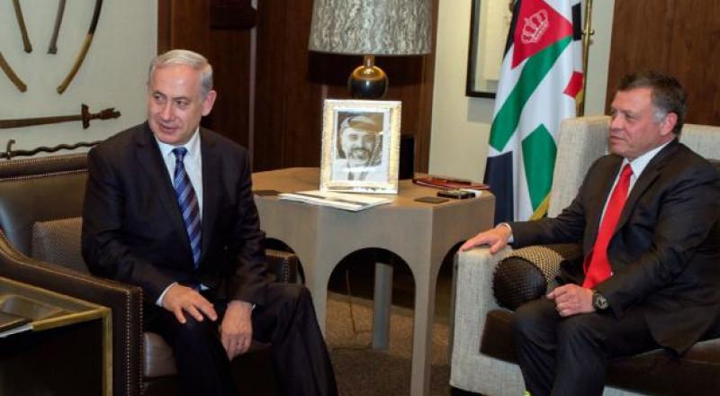 الأردن وإسرائيل عززتا علاقتهما بسبب حضور ايران في سورية!