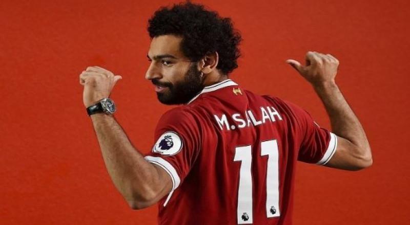 ليفربول يعلن ضم محمد صلاح رسميا