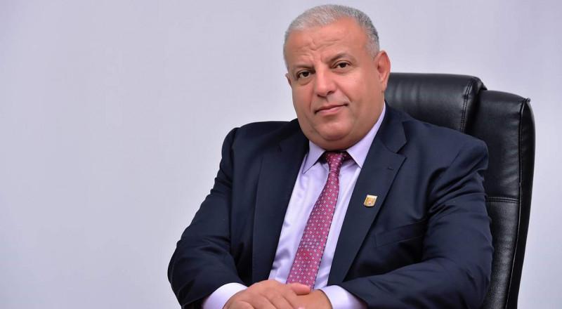 رئيس مجلس طرعان يدرج طلباته امام مدير لواء وزارة الزراعة