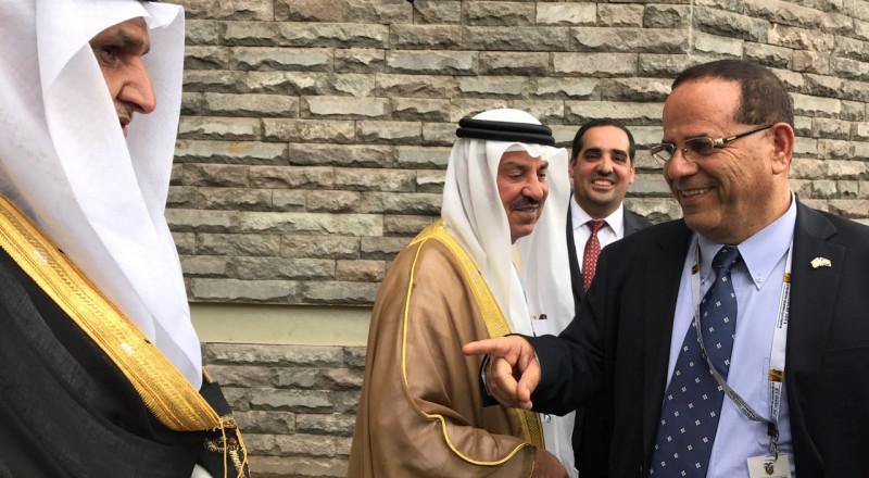 وزير الاتصالات الإسرائيلي أيوب القرّا يهنئ محمد بن سلمان ولي العهد السعودي الجديد!