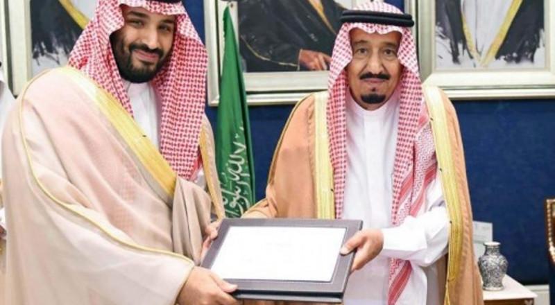 ملك السعودية يعيّن ابنه محمد بن سلمان وليًا للعهد