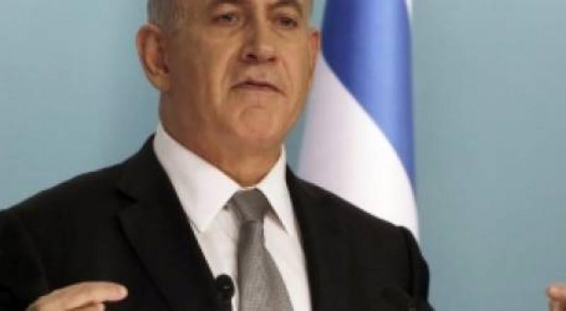 نتنياهو يشن هجوماً على حركة فتح بعد عملية القدس