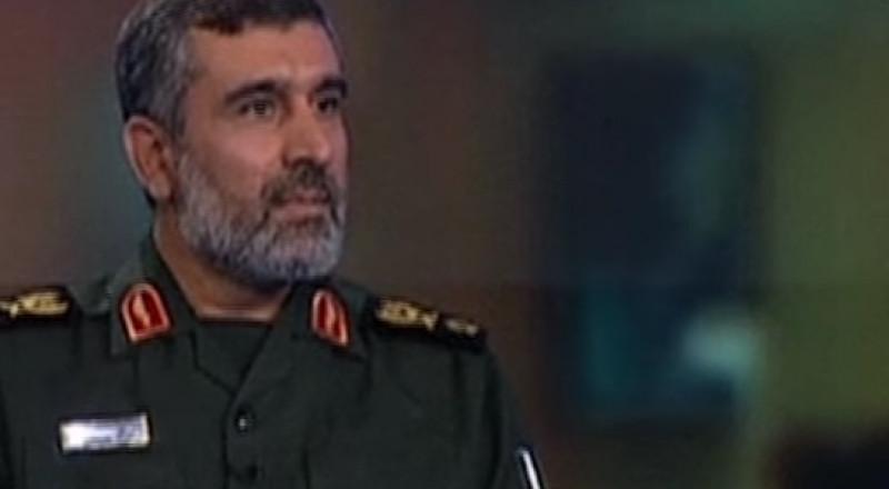 دير الزور: الحرس الثوري الإيراني يطلاق صواريخ على مقر قيادة داعش