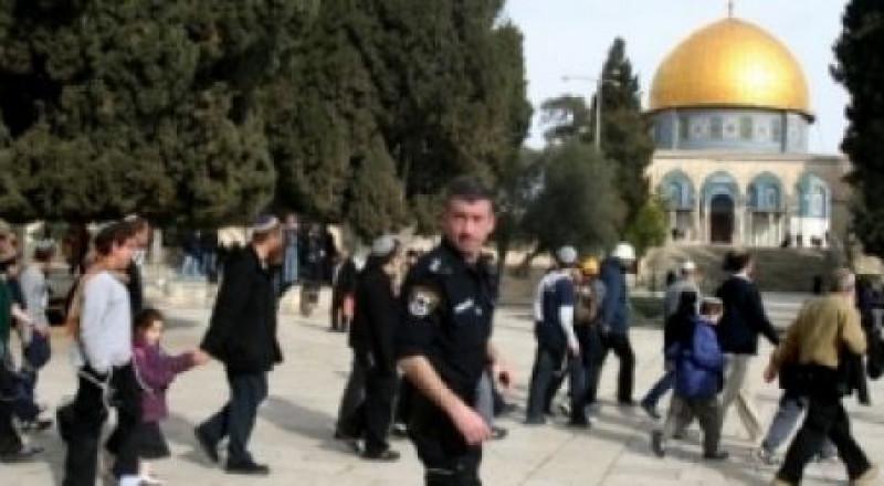 الأردن يدين اقتحام الاحتلال للأقصى ويوجه له مذكرة احتجاج