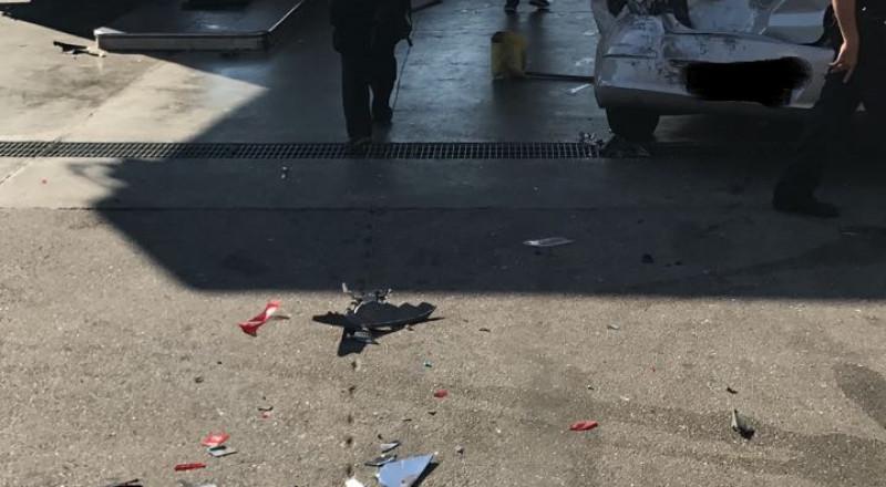 القدس: حادث طرقات بالغ الخطورة بعد انحراف شاحنة