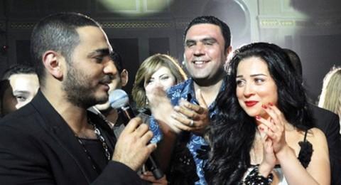 مي عز الدين: تامر حسني أول فنان هنأني بنجاح 'الشك'