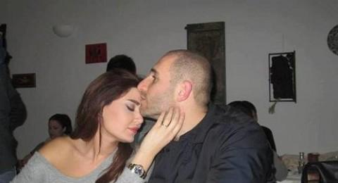 سيرين عبدالنور وزوجها المحب في التويتر
