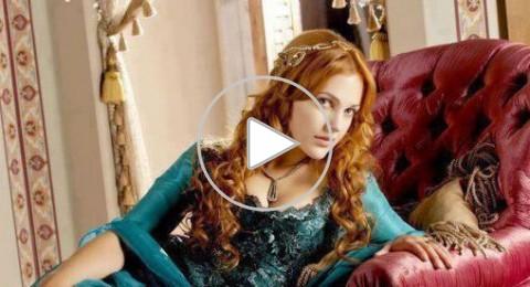 السلطانة هيام تنافس زوجة السلطان سليمان الحقيقيّة