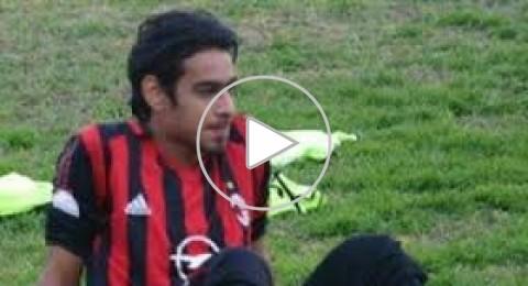 بالفيديو: لحظة مقتل لاعب الإسماعيلي سامح عبد المنعم