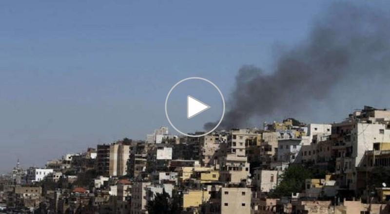 حماس تستنكر التفجيرات الإرهابية في مدينة طرابلس
