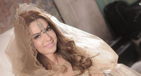زفاف الفنانة التونسية فريال يوسف..بالصور