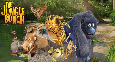 The Jungle Bunch مدبلج