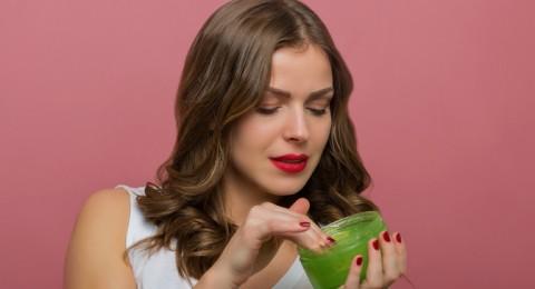 الألوفيرا لعلاج تساقط الشعر