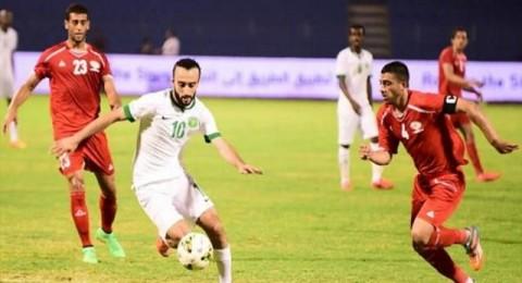 الفيفا يقرر مكان إقامة مباراة فلسطين والسعودية