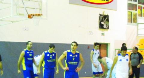 كرة السلة: هـ يافة الناصرة يخسر لمكابي طبريا (63-68)
