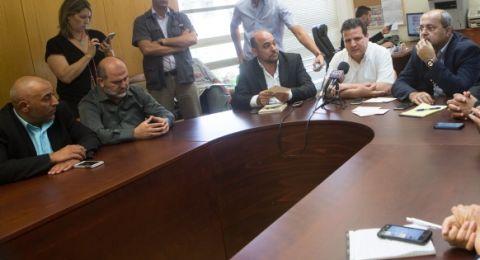 آخر الاستطلاعات: القائمة المشتركة برئاسة عودة ترتفع إلى 14 مقعدًا