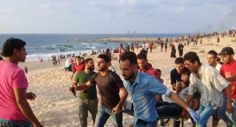 غزة: مسيرات العودة - جمعة جديدة بعنوان