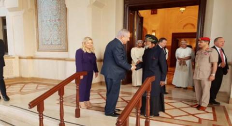 نتنياهو يستعد لزيارة دولة عربية أخرى بعد عمان