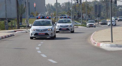 جلجولية: اعتقال مشتبهين اثنين في مطار اللد بشبهة اطلاقهما الرصاص على سجني ايالون وهداريم