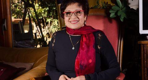 الدكتورة جانيت ميخائيل المراة التي قهرت مرض السرطان