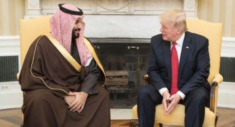 واشنطن بوست: ترامب يبحث عن طوق نجاة لمحمد بن سلمان