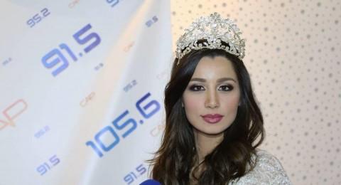 ملكة جمال العرب .. التونسية سهير الغضاب
