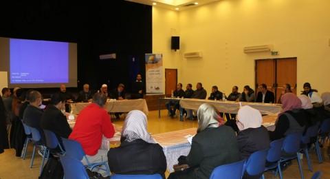 جمعية الأقصى في استكمال لخريجي عيون البراق بعنوان قاضي القدس والأنس الجليل