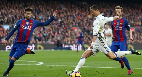 ريال مدريد يتفوق على برشلونة في عدد البطولات القارية