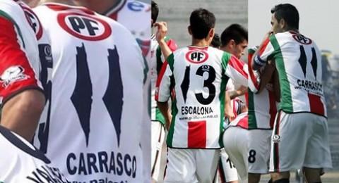 تغريم الفريق التشيلي بسبب خارطة فلسطين