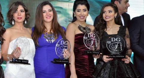 احمد حلمي افضل ممثل ودنيا سمير غانم ممثلة كوميدية