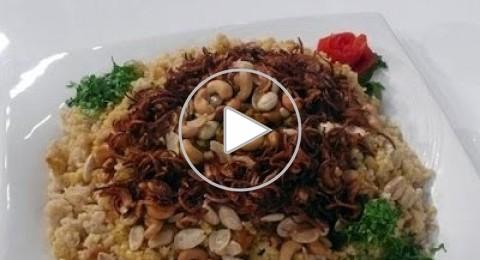 برياني الأرز الكامل - مطبخ منال العالم