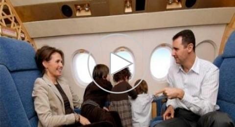 أسماء الأسد، تحرص أن تكون بجانب زوجها وعلى أناقتها