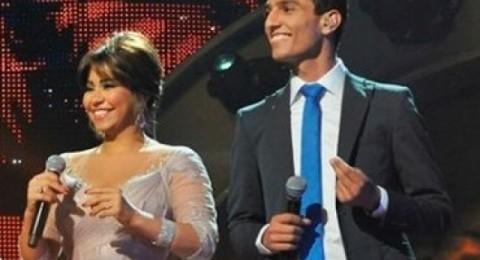 شيرين ومحمد عساف يتوجان الفائز في Arab Idol