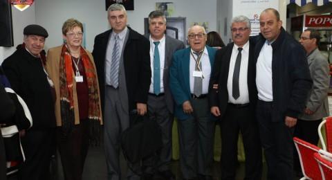 رابطة خريجي بلغاريا تنتخب هيئاتها الجديدة وتبادر لاقامة هيئة تنسيقيّة قُطريّة لخريجي جامعات دول المنظومة الاشتراكيّة السابقة