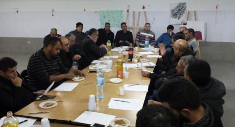 مصمص تستعد ليوم عمل تطوعي السبت المقبل على شرف يوم الارض