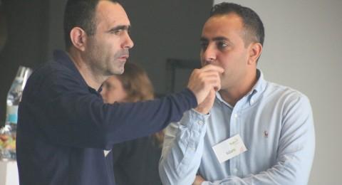 مشاركة اكثر من  400  من الطلاب والخريجين العرب في معرض تسوفن