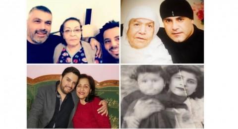الفنانون العرب يكتبون لأمهاتهم .. وهذا ما كتبوه..