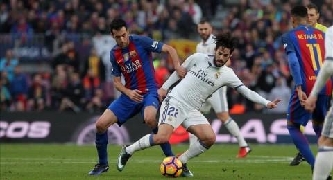 برشلونة يسعى جدياً لضم نجم ريال مدريد