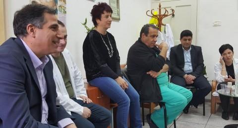 تعيين د. جيمي جدعون مديرًا لقسم النساء والولادة في مستشفى الناصرة