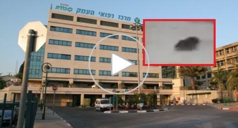 بالفيديو: فئران في مستشفى العفولة!