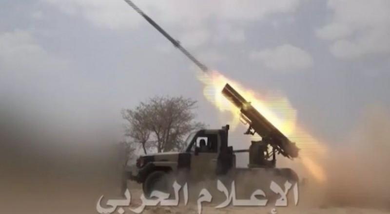 اليمن تقصف السعودية بصاروخ باليستي آخر