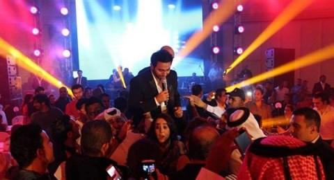 تامر حسني يحيي حفلا في قطر