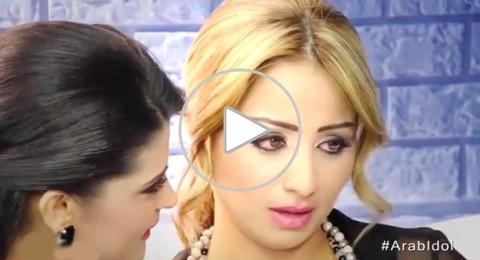 محمد عساف يكشف سبب دموع «برواس حسين»