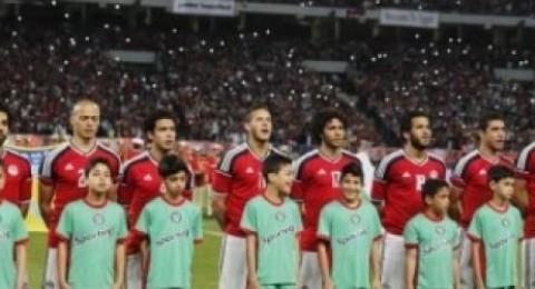 مصر بالتصنيف الثاني إفريقيًا قبل قرعة المونديال