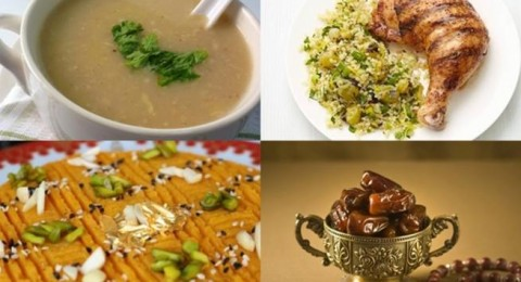 أطباق رمضانية: شوربة الشوفان، برغل بالدجاج وعصيدة اليقطين