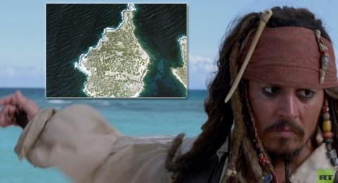 الممثل جوني ديب يشتري جزيرة يونانية