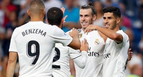 ريال مدريد يتجاوز أحزانه الأوروبية بفوز سهل على خيتافي